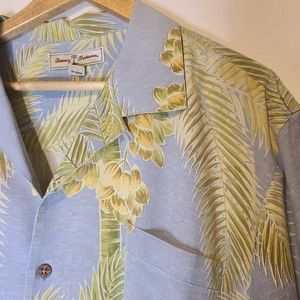 Tommy Bahama Printed Button Down Sz Large